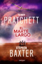 el marte largo terry pratchett stephen baxter 9788415831884
