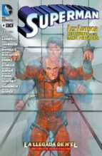 superman: la llegada de h el num. 02-mike johnson-scott lobdell-tom defalco-9788415844884