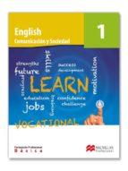 formacion profesional basica english 1. comunicacion y sociedad 9788415991984