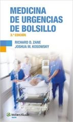 medicina de urgencias de bolsillo (3ª edicion) richard d. zane 9788416004584