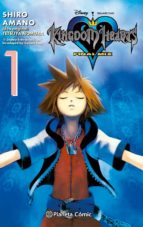 kingdom hearts final mix nº 01 shiro amano 9788416244584