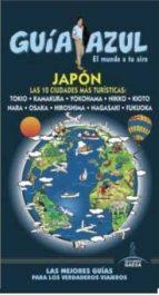 japón esencial 2015 (guia azul) 2ª ed jesus garcia marin 9788416408184