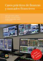 casos practicos de finanzas y mercados financieros javier iturrioz del campo 9788416477784