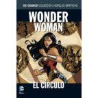 coleccion novelas graficas - wonder woman: el circulo-gail simone-terry dodson-9788416746484