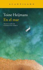 en el mar toine heijmans 9788416748884