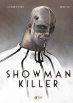 showman killer alejandro jodorowsky 9788417176884