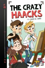 the crazy haacks y el enigma del cuadro (the crazy haacks 4)-9788417460884