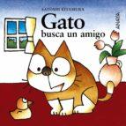 gato busca un amigo-satoshi kitamura-9788420789484