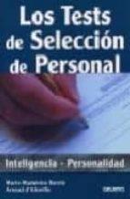 los test de seleccion de personal-m.m. bernie-a.d. aboville-9788423421084
