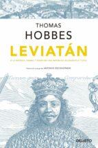 leviatan thomas hobbes 9788423429684