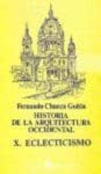 el eclecticismo fernando chueca goitia 9788423706884