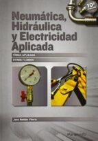 neumatica, hidraulica y electricidad aplicada-jose roldan viloria-9788428316484