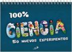 50 nuevos experimentos (100% ciencia) 9788428540384