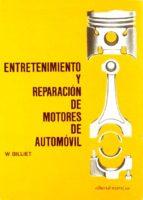 entretenimiento y reparacion de motores de automovil-walter e. billiet-9788429148084