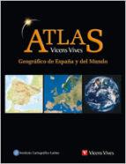 atlas geografico de españa y mundo 9788431683184