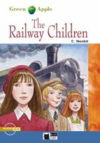 the railway children. book + cd  (black cat green apple)-9788431690984