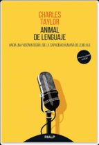 animal de lenguaje-charles taylor-9788432147784