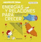 energias y relaciones para crecer jaume soler 9788434240384