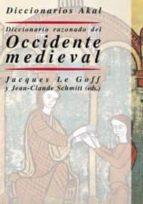 diccionario razonado del occidente medieval 9788446014584