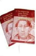 la sintesis de santo tomas de aquino (2 vols.): actas del congres o de la sitae barcelona-jose mª petit-jose mª (eds.) romero-9788447527984