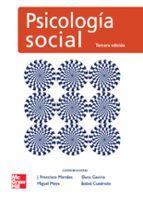psicologia social j. francisco morales 9788448156084