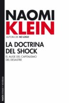 la doctrina del shock (ebook) naomi klein 9788449330384