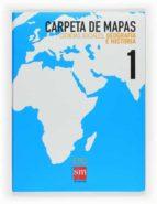El libro de Coleccion mapas mudos 1º eso (2009) autor VV.AA. DOC!