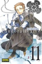 pandora hearts 11 jun mochizuki 9788467913484