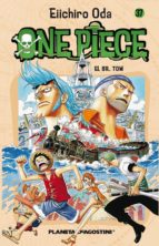 one piece nº 37 eiichiro oda 9788468471884