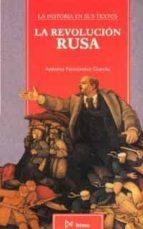 la revolucion rusa antonio fernandez garcia 9788470902284