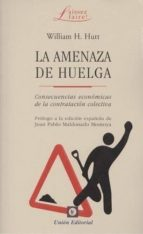 la amenaza de huelga william hutt 9788472096684