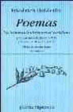 poemas: las primeras traducciones al castellano friedrich holderlin 9788475177984