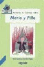 mario y pillo antonio a. gomez yebra 9788476474884