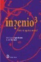ingenio 3-angels navarro-teresa del moral-9788476696484