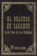 el oraculo  de salomon o el libro de los destinos 9788479100384