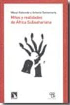 mitos y realidades de africa subsahariana-antonio santamaria-9788483194584