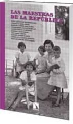 las maestras de la republica-elena (ed.) sanchez de madariaga-9788483196984