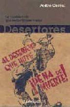 desertores-pedro corral-9788483462584