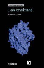 las enzimas francisco j. plou gasca 9788490971284