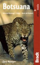 botsuana: delta del okavango, chobe y norte del kalabari 2011 (gu ias bradt) emmanuel dupoux 9788492963584