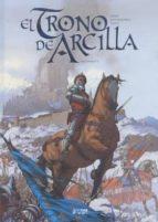 el trono de arcilla integral (vol. 1)-nicolas jarry-9788494325984