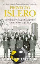 proyecto islero guillermo velarde 9788494384684