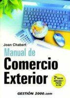 manual del comercio exterior joan chabert 9788496426184