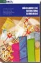 indicadores de estructura economica 9788496477384