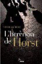 l herencia de horst teresa roig 9788496767584