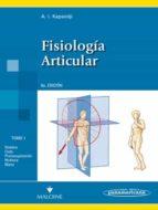 fisiologia articular (6ª ed.)tomo i: miembro superior-i.a. kapandji-9788498354584