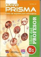 nuevo prisma b1 profesor paula/gelabert, maria jose cerdeira 9788498486384