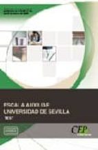 escala auxiliar universidad de sevilla. test 9788499029184