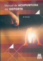 manual de acupuntura del deporte (color) (ebook) m. azmani 9788499102184