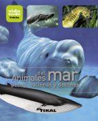 animales del mar, peces, ballenas, delfines 9788499281384